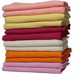 ClevereKids Mulltücher mit Motivdruck oder einfarbi(12er Pack)