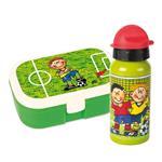 Lutz Mauder Set Lunchbox mit Trinkflasche Brotdose