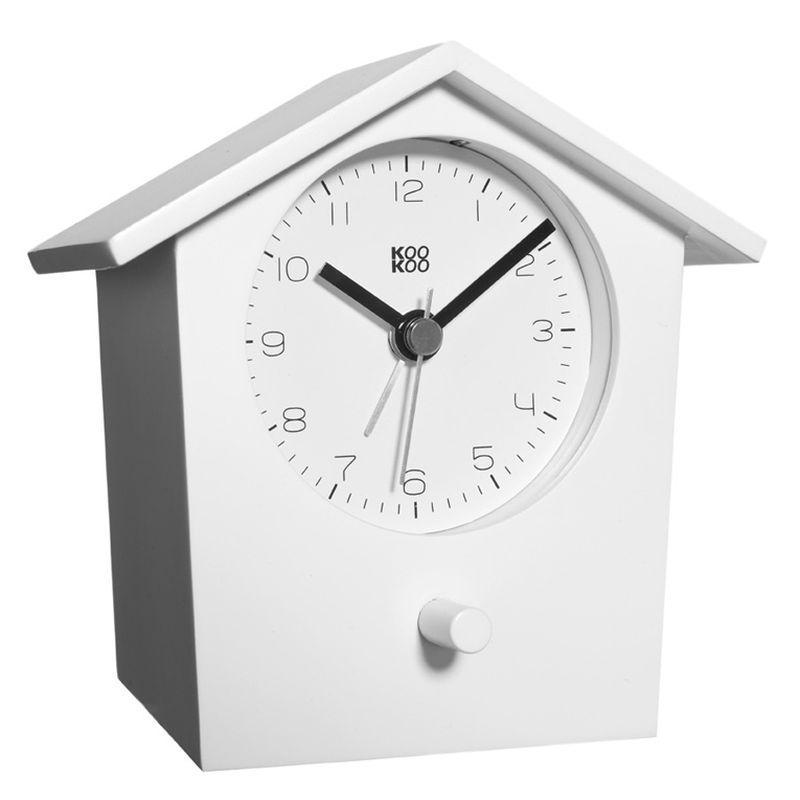 kookoo early bird wecker mit vogelstimmen ebay. Black Bedroom Furniture Sets. Home Design Ideas