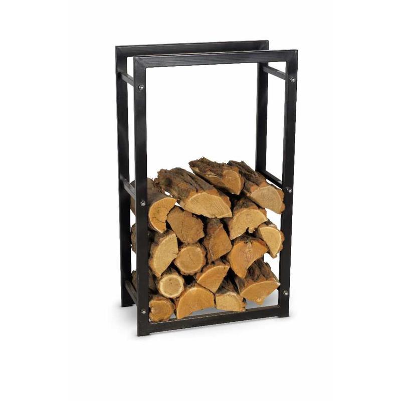 Magnus R110B Firewood Rack Steel Black Firewood Rack 2 ...