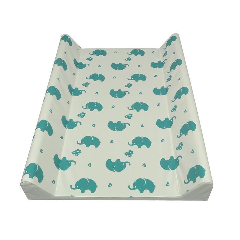 asmi wickelunterlage elefant 50x70 cm ko tex100wickelauflage ebay. Black Bedroom Furniture Sets. Home Design Ideas