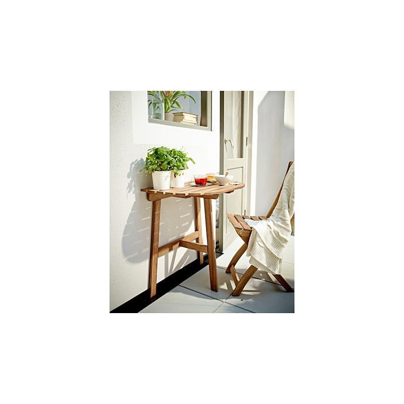 Table jardin ikea interessante ideen f r - Table balcon suspendue ikea ...