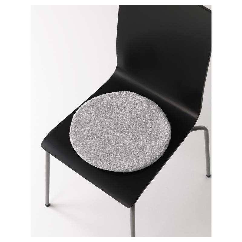 ikea coussin de chaise bertil rond 2 couleurs coussin de si ge tabouret frosta ebay. Black Bedroom Furniture Sets. Home Design Ideas