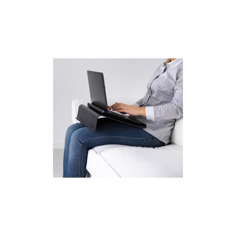 ikea laptophalter br da notebookhalter schwarz ebay. Black Bedroom Furniture Sets. Home Design Ideas