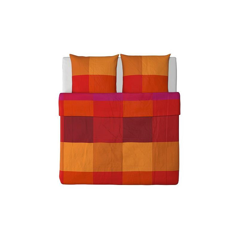 ikea bettw sche brunkrissla rot drei gr en. Black Bedroom Furniture Sets. Home Design Ideas