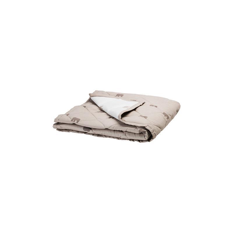 ikea baby decke charmtroll kuscheldecke plaid gesteppt ebay. Black Bedroom Furniture Sets. Home Design Ideas