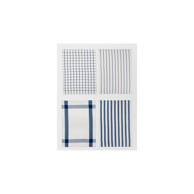 Ikea Dishcloth Elly Set 4 Pieces Tea Towels Ebay