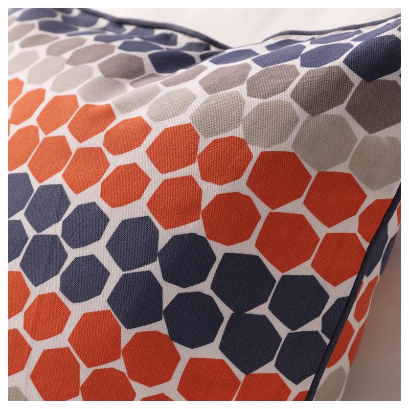 ikea federa cuscino floeng cuscino decorativo 50x50 cm ebay. Black Bedroom Furniture Sets. Home Design Ideas