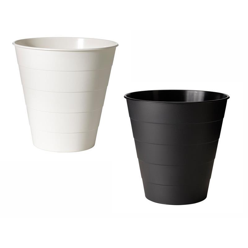 Ikea cestino carta fniss 2 colori ebay for Cestino bagno ikea