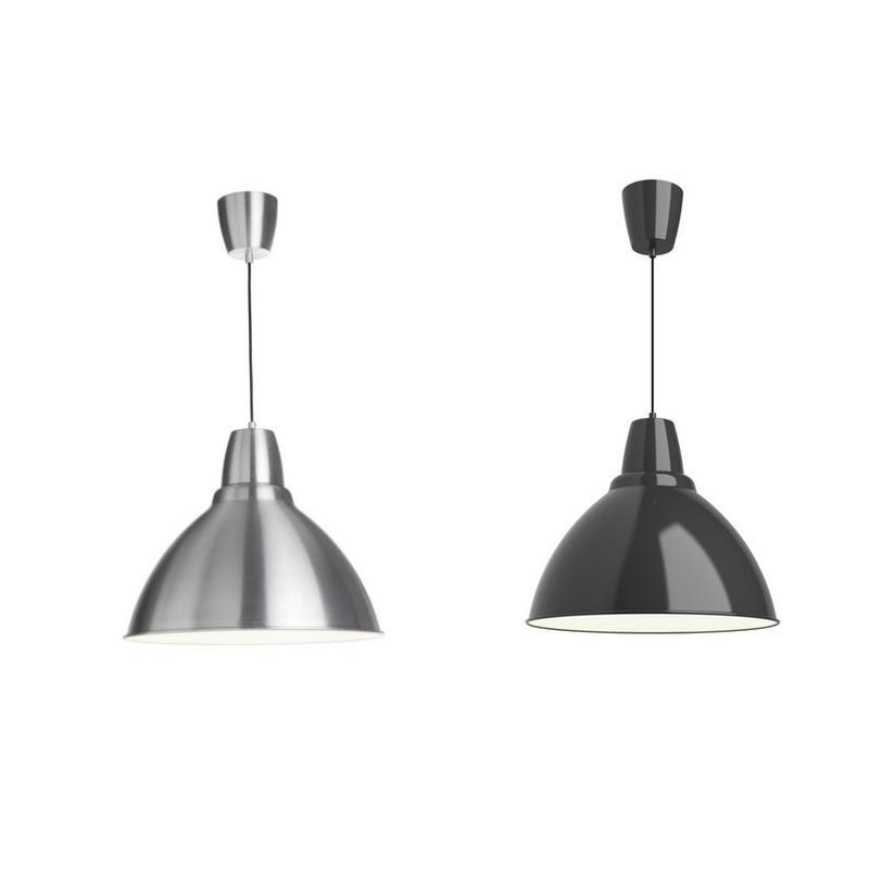 ikea deckenlampe foto 50 cm h ngeleuchte in 2 farben ebay. Black Bedroom Furniture Sets. Home Design Ideas
