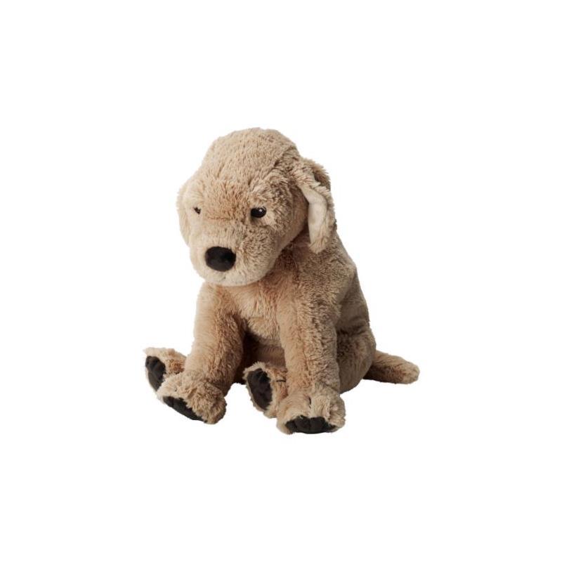 ikea animal de peluche perro gosig cachorro golden