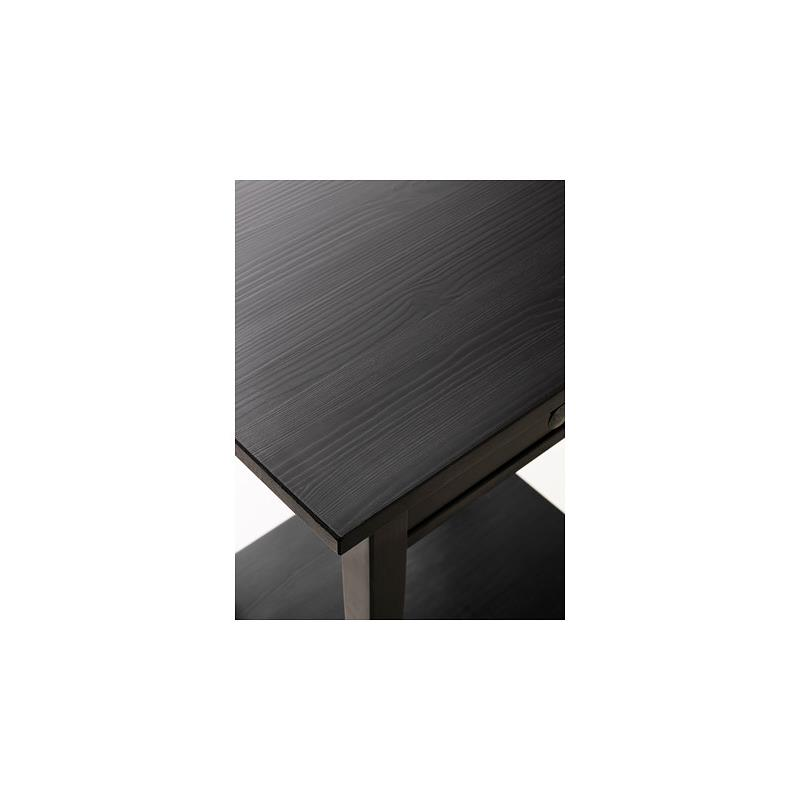 Ikea drop table hemnes bedside table solid wood 3 colors for Ikea solid wood nightstand