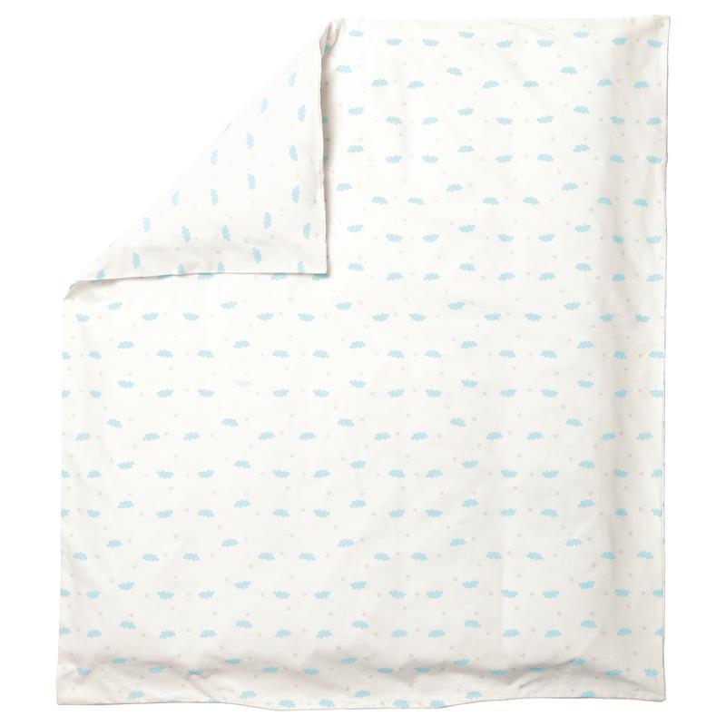 ikea baby bettw sche set himmelsk 3 teilig in 2 farben ebay. Black Bedroom Furniture Sets. Home Design Ideas