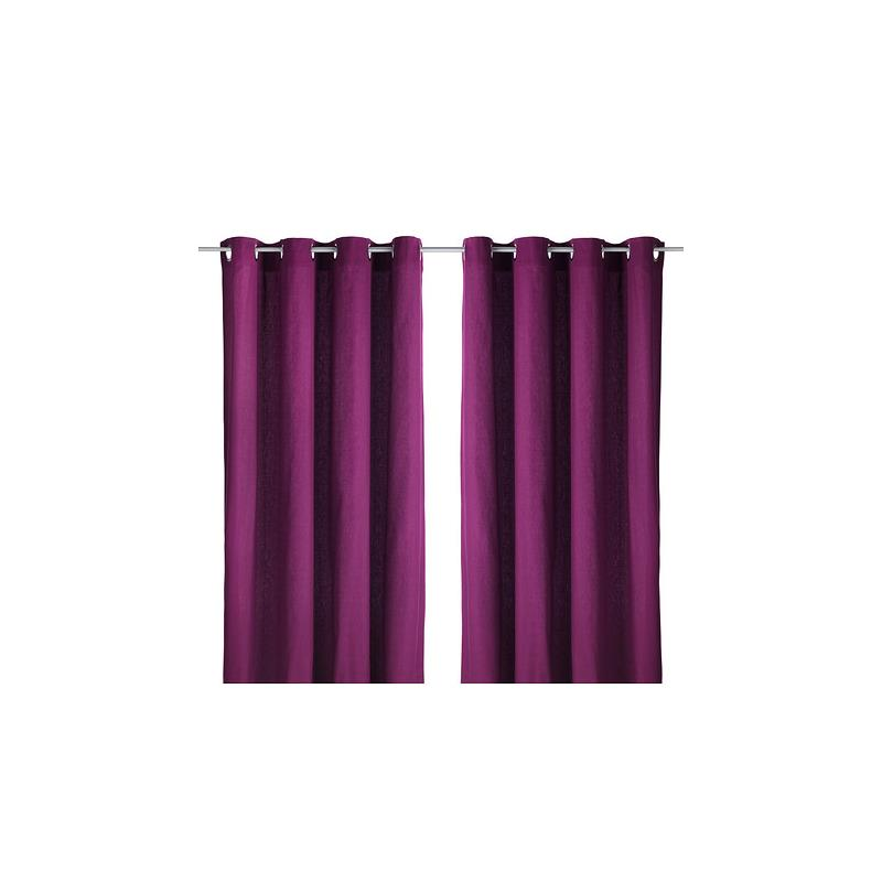 ikea curtain pair mariam opaque 3 colors curtains ebay