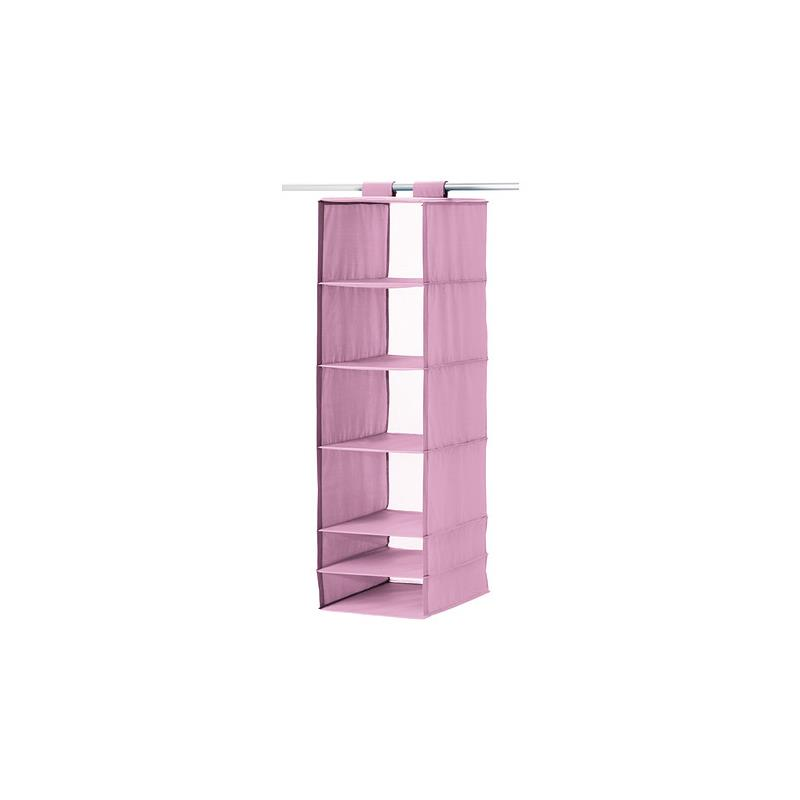 ikea storage skubb 6 fan hanging shelf wardrobe 3 colors ebay