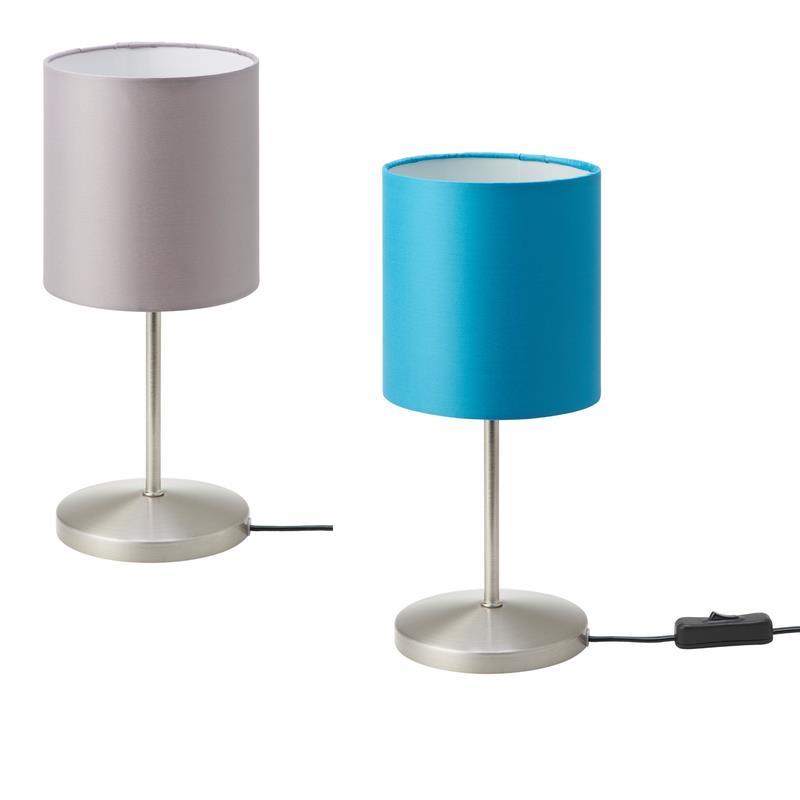 ikea tischlampe ingared in 2 farben ebay. Black Bedroom Furniture Sets. Home Design Ideas