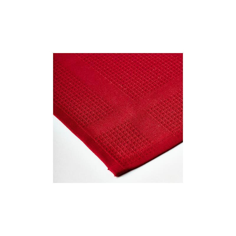 ikea geschirrtuch iris set 2 st ck rot oder grau ebay. Black Bedroom Furniture Sets. Home Design Ideas