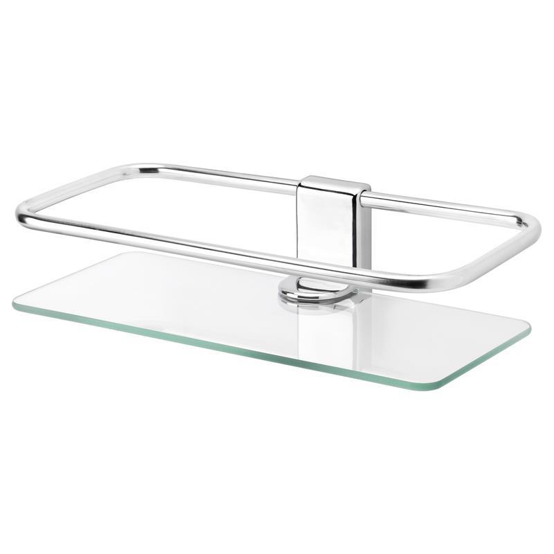 Duschablage Glas : Bathroom Glass Shelves IKEA