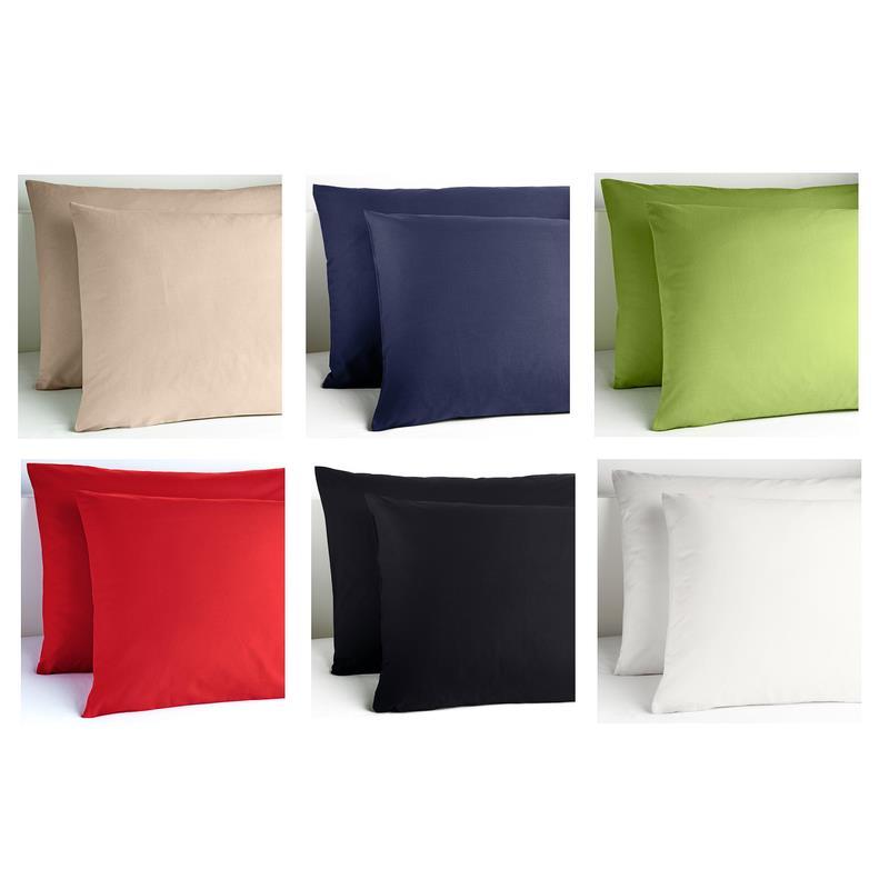 ikea kopfkissenbezug 2 st ck dvala in 6 farben und 2. Black Bedroom Furniture Sets. Home Design Ideas