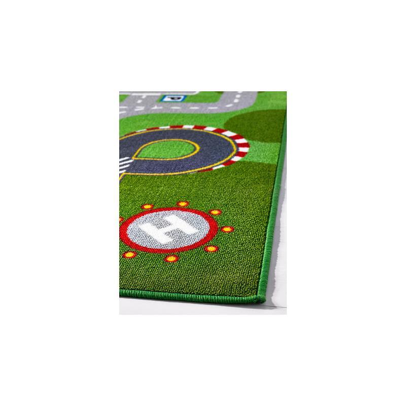 ikea tapis de jeu lillabo tapis routier hippodrome circuit v lodrome ebay. Black Bedroom Furniture Sets. Home Design Ideas