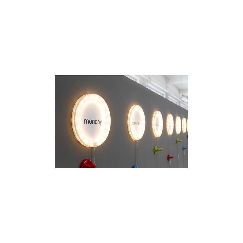 ikea rahmen ljusning mit led beleuchtung bilderrahmen ebay. Black Bedroom Furniture Sets. Home Design Ideas