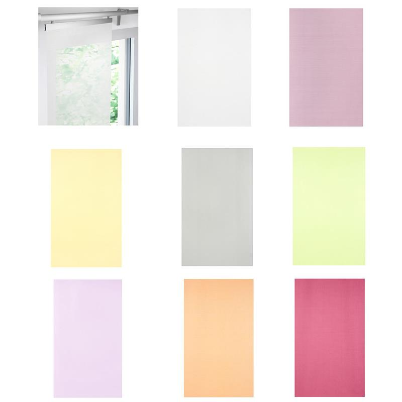 Ikea sliding curtains luddhavre panel curtain in 8 colors for Ikea schiebegardinen