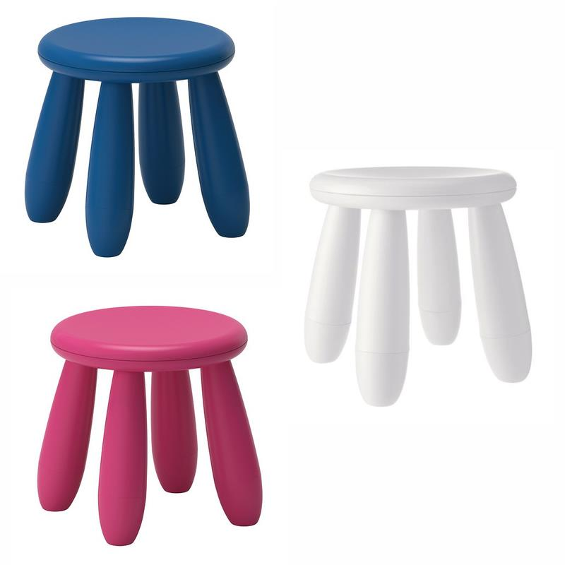 ikea children 39 s stool mammut for interior and exterior in. Black Bedroom Furniture Sets. Home Design Ideas