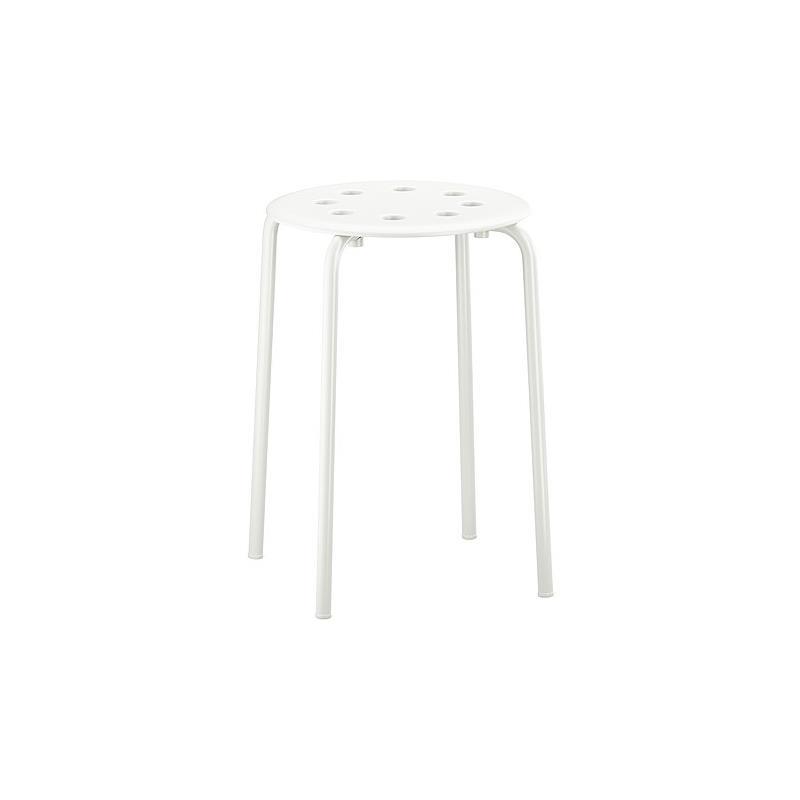 ikea hocker marius stapelbar in 3 farben ebay. Black Bedroom Furniture Sets. Home Design Ideas