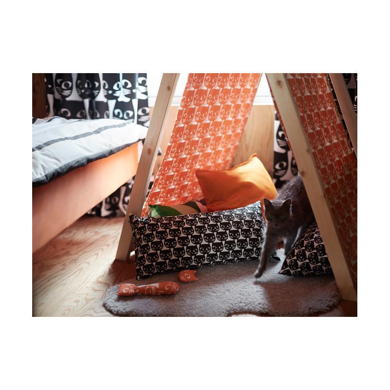 Ikea cuscino gatti bianco e nero 30 x 60 cm cuscino - Cuscino per cervicale ikea ...