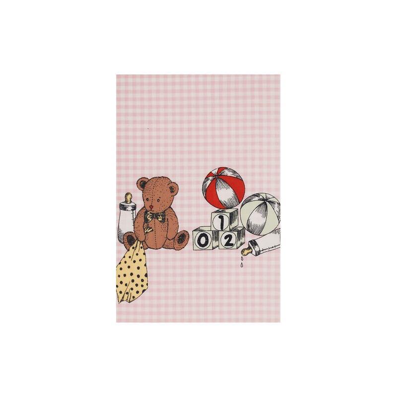 ikea baby bettw sche bettset nanig 3 teilig in 2 farben ebay. Black Bedroom Furniture Sets. Home Design Ideas