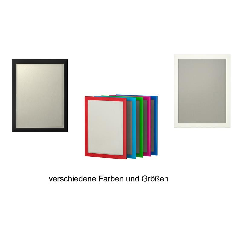 Ikea picture frame nyttja in 4 sizes and 7 colors ebay for Ikea frames