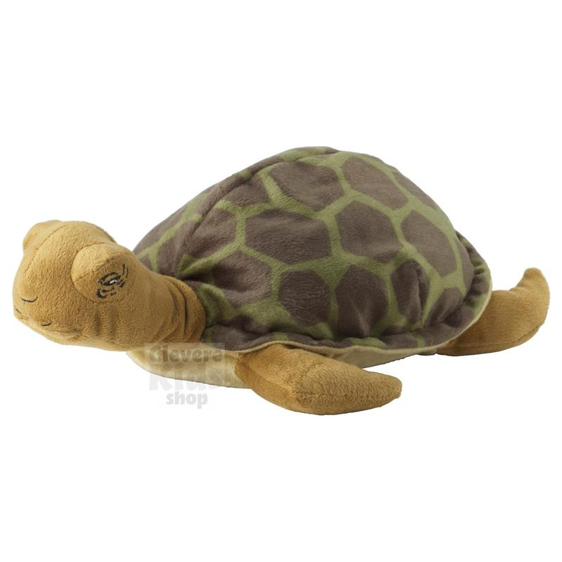 ikea marionette tortue animaux en peluche ebay. Black Bedroom Furniture Sets. Home Design Ideas