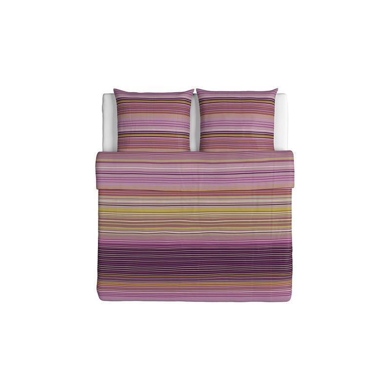 Ikea ropa de cama palmlilja lila tres tallas satinado ebay - Ropa de cama en ikea ...