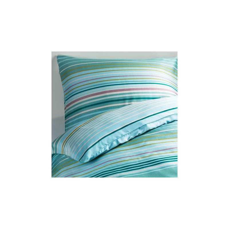 ikea bettw sche palmlilja t rkis drei gr en satin ebay. Black Bedroom Furniture Sets. Home Design Ideas