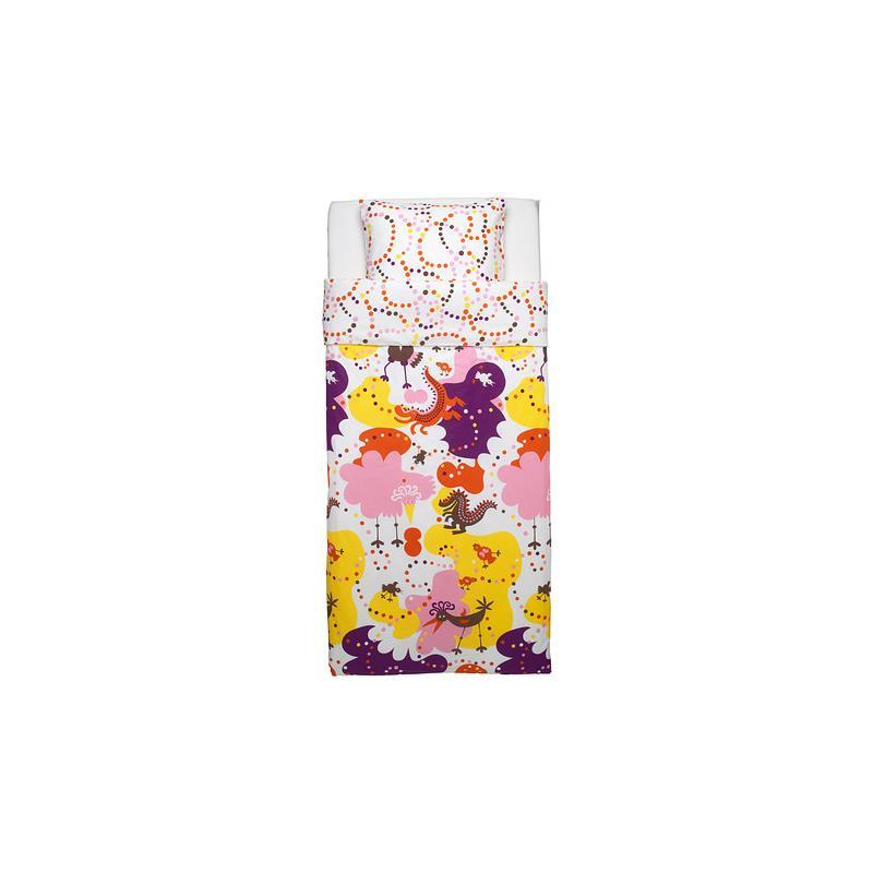 Ikea ropa de cama infantil sangfagel 140 x 200 ebay - Almohada ninos ikea ...