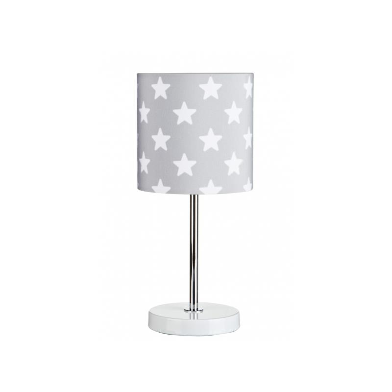 kids concept tischlampe star grau nachttischlampe. Black Bedroom Furniture Sets. Home Design Ideas
