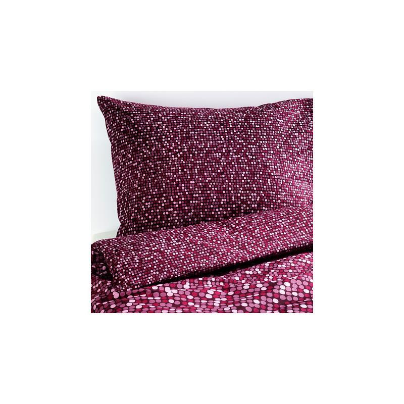 ikea bettw sche sm rboll dunkelrosa drei gr en ebay. Black Bedroom Furniture Sets. Home Design Ideas