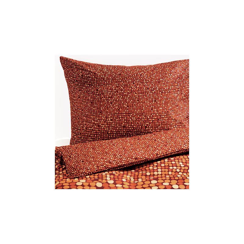 ikea bettw sche sm rboll orange bergr e 240x220 3 teilig. Black Bedroom Furniture Sets. Home Design Ideas
