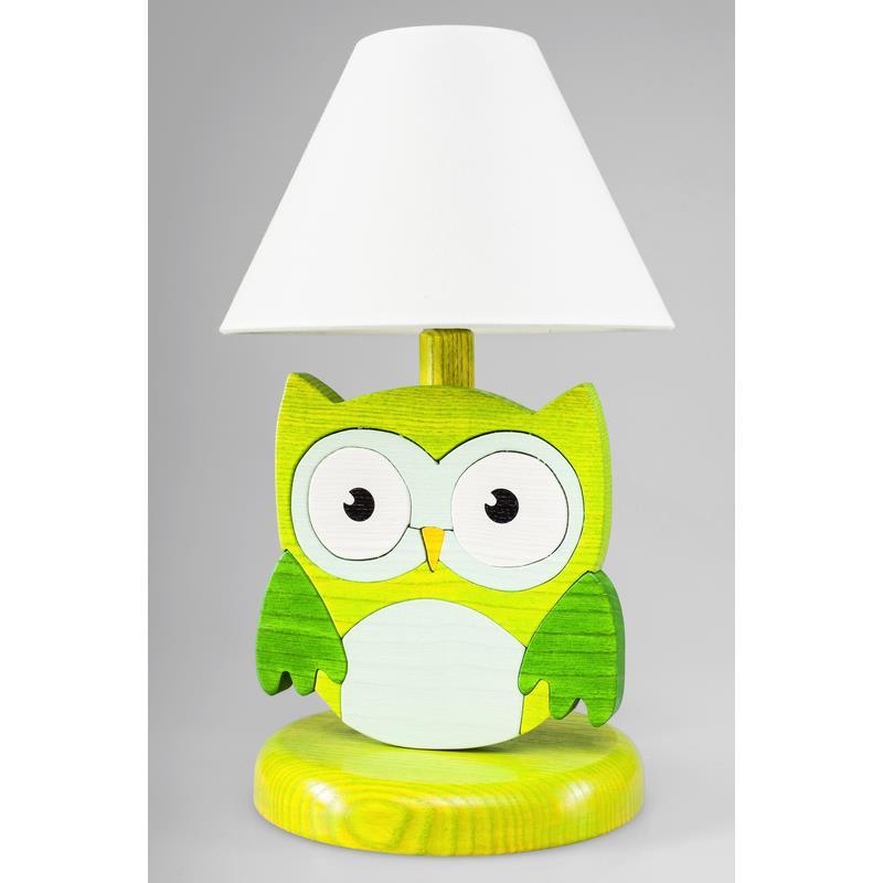 lampade comodino per bambini ~ idee di design nella vostra casa - Comodino Con Gufi