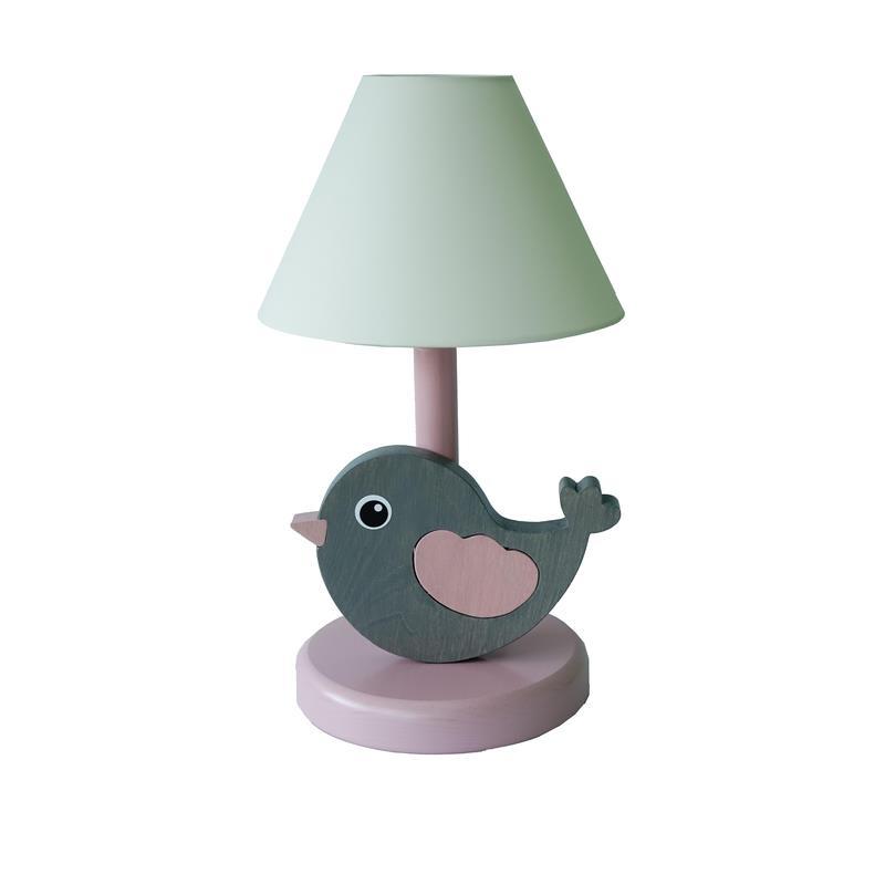 vama design kinder tischlampe eule waschb r co. Black Bedroom Furniture Sets. Home Design Ideas