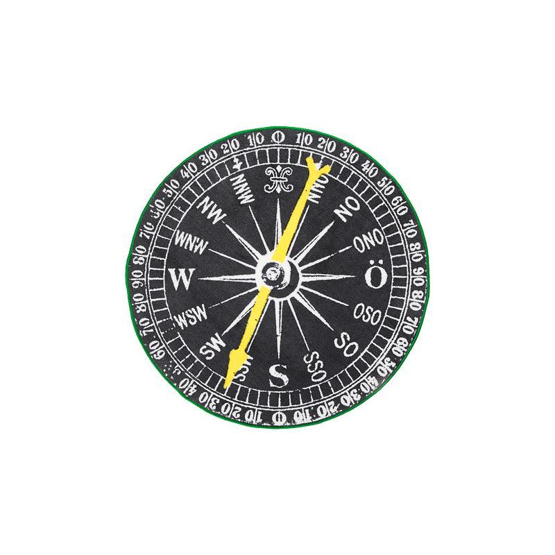 Teppich rund ikea  IKEA Teppich Kompass UTFORSKA rund Kurzflor | eBay
