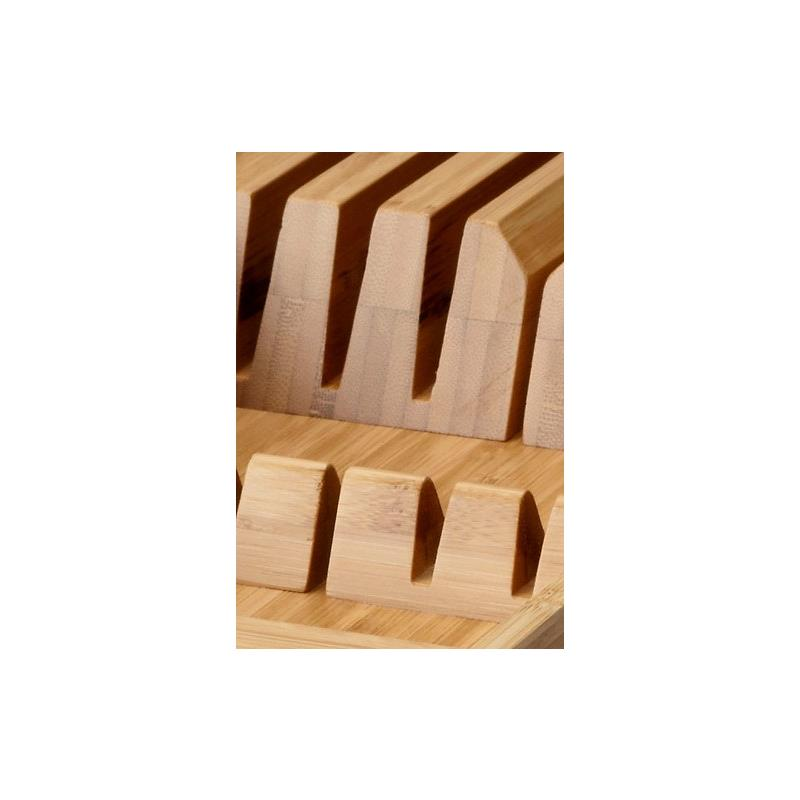 ikea knife tray variera for drawer wood ebay. Black Bedroom Furniture Sets. Home Design Ideas