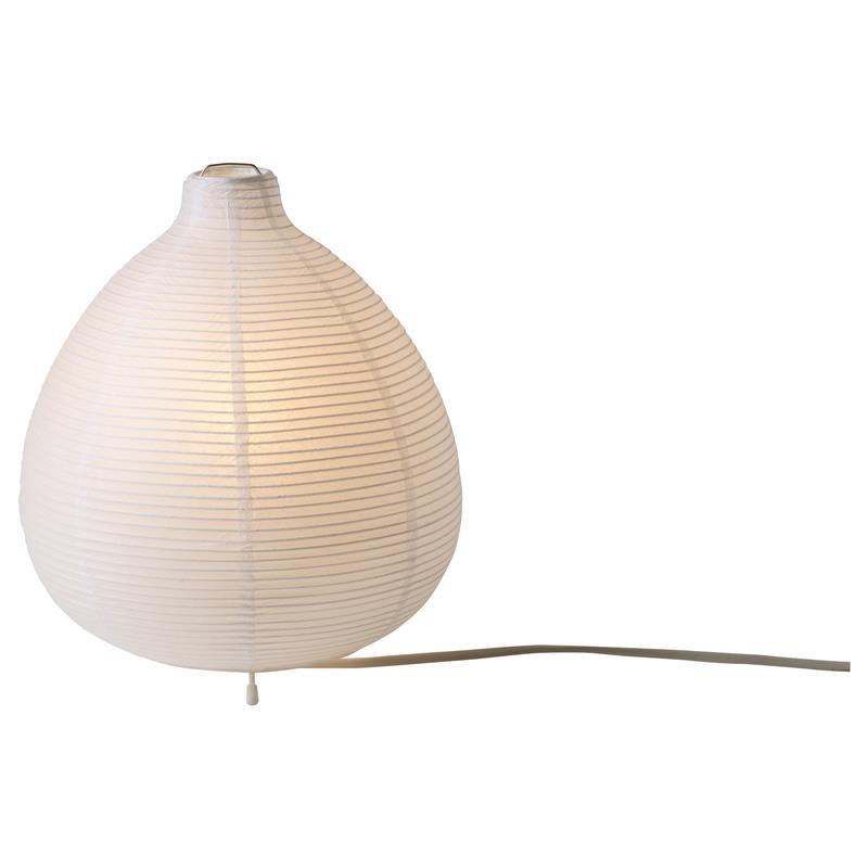 ikea tischlampe v te stimmungslicht nachttischlampe. Black Bedroom Furniture Sets. Home Design Ideas