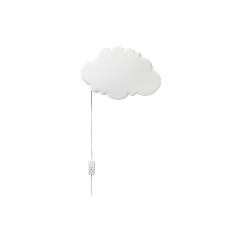 ikea kinderlampe wandlampe smila 5 motive blume herz stern mond k fer ebay. Black Bedroom Furniture Sets. Home Design Ideas