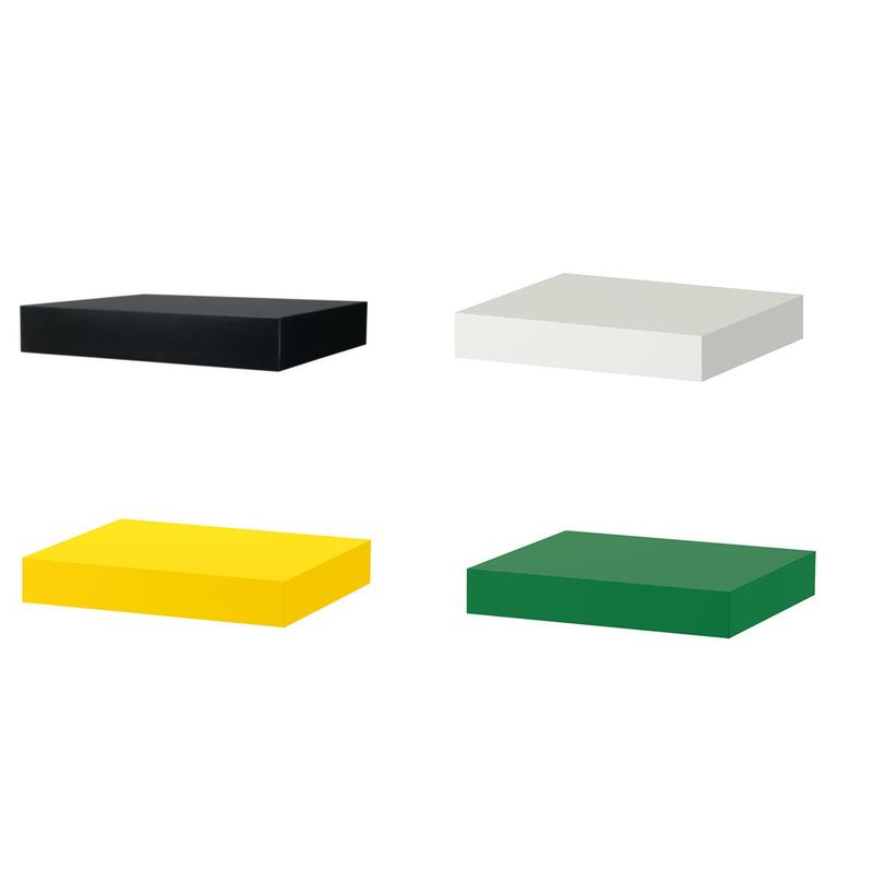IKEA LACK Wandregal 30 X 26 Cm In 2 Farben