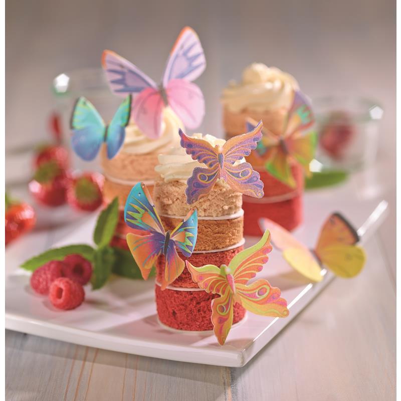 Dekoback dekoration f r muffins torten cake pops starwars - Dekoration muffins ...