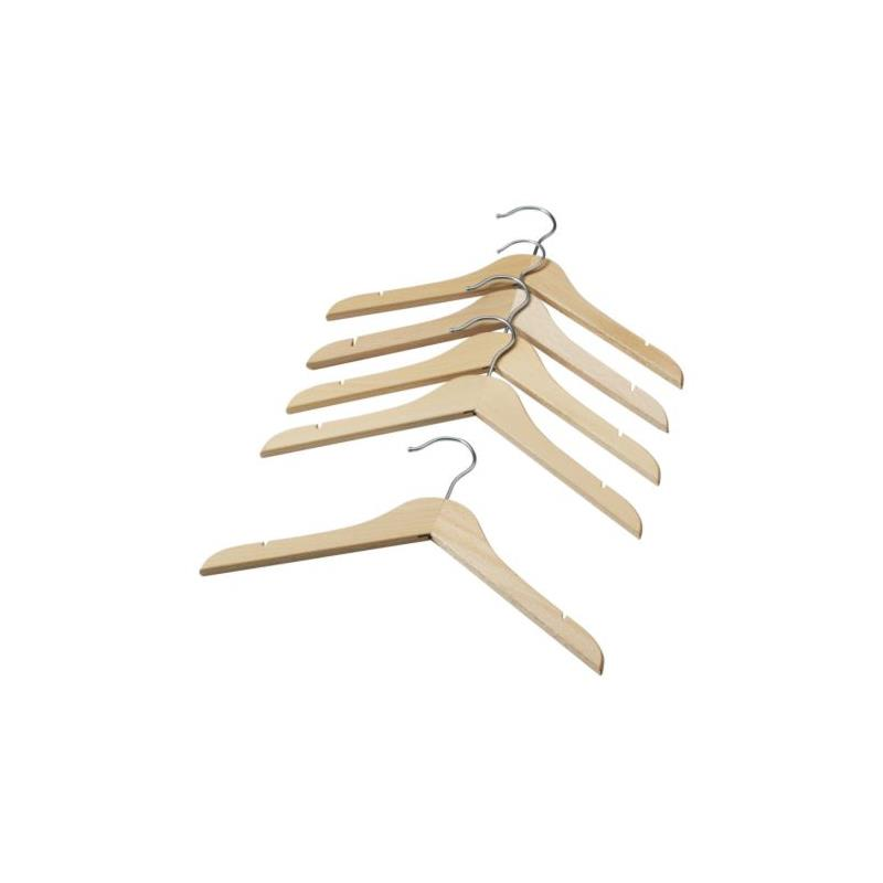 ikea children coat hangers hanging out wood 5 piece ebay. Black Bedroom Furniture Sets. Home Design Ideas