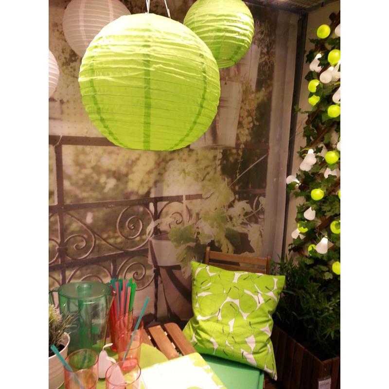ikea solar fairy lights solarvet led 12 or 24 birnchen ebay. Black Bedroom Furniture Sets. Home Design Ideas